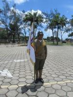 Capitão Rene - Guarda Bandeira da FEB