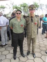 Tenente Rogério e TC Basílio