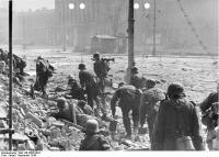 Warschauer Aufstand, deutsche Soldaten