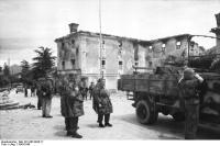 Jugoslawien, Polizeieinsatz