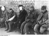 Warschau, Aufstand, polnische Kriegsgefangene