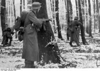 Ardennenoffensive, Grenadiere in Luxemburg