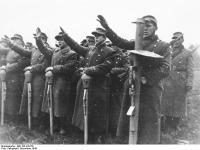 Ostpreußen, Volkssturm-Vereidigung