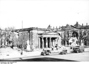 Berlin, die Neue Wache