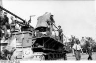 Warschauer Aufstand, Mörser Karl