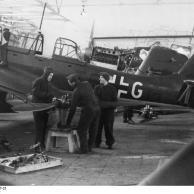 Reichsgebiet, Wartung Me 110