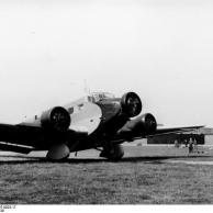 Flugzeug Junkers Ju 52
