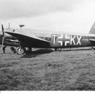Beuteflugzeug, Vickers Wellington