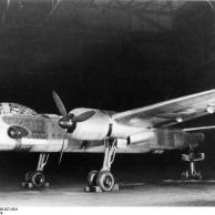 Flugzeug Junkers Ju 288 V1