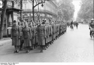 Paris, Wehrmachtshelferinnen