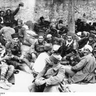 Macrilly sur Seine, marokkanische Kriegsgefangene