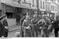 Belgien, Einmarsch deutscherTruppen