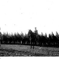 Rathenow, Besichtigung Polizei-Reiterzüge, Daluege