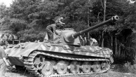 Frankreich, Panzer VI (Tiger II, Kˆnigstiger)