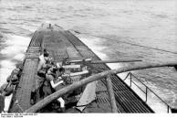 U-Boot U-103 in See