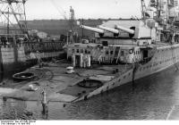"Kiel, Schwerer Kreuzer ""Lützow"""