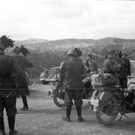 Bersaglieri in Jugoslawien