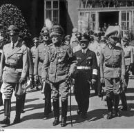 Doorn, Beisetzung Kaiser Wilhelm II.