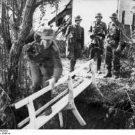 Arnheim / Osterbeek, deutsche Infanteristen