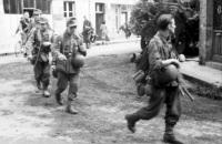 Frankreich, nach der Invasion,Infanteristen