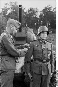 Russland, Verleihung Panzervernichtungabzeichen