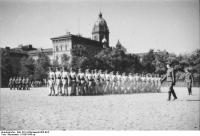 Berlin, Kaserne der LSSAH,Exerzieren