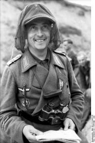 Oberfeldwebel Karl Schwappacher