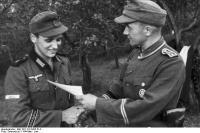"""Russland-Süd, Soldaten der Division """"Großdeutschland"""""""