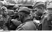 Polen, Treffen deutscher und sowjetischerSoldaten