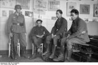 Im Westen, belgische Kriegsgefangene