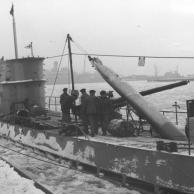 Wilhelmshaven, U-Boot, Torpedo-Übernahme