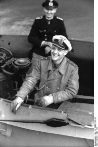 Erich Topp auf U-552