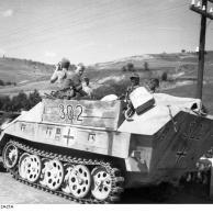 Ungarn, Schützenpanzer
