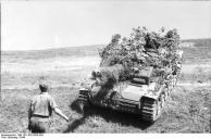 Italien, Sturmgeschütz III im Gelände