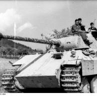 Italien, Panzer V (Panther)