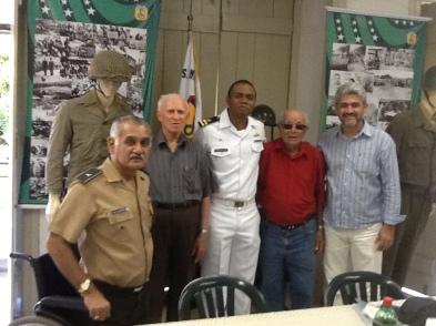 Visita do Tenente-Capitão Santos Silva