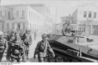 Athen, Einmarsch deutscher Truppen