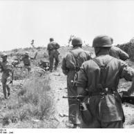 Kreta, Gefangennahme britischer Soldaten