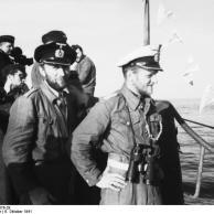 St. Nazaire, Uboot U 552