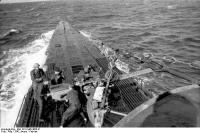 U-Boot U-123 inSee