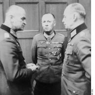 Paris, Generale Blaskowitz, Rommel, Rundstedt