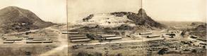 Base Americana instalada no período da guerra