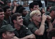Membros da 101 Airborne