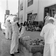 Frutas Tropicais eram oferecidas aos marinheiros assim que chegavam
