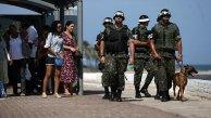 4º BPE em Salvador/Greve da PM