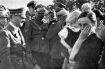 poloneses de origem alemã tinham se encontram com o próprio Hitler