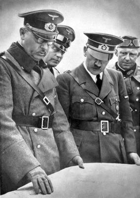 Hitler e o General List